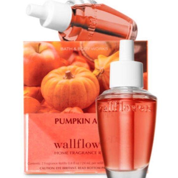 Bath & Body Works Pumpkin Apple Refills